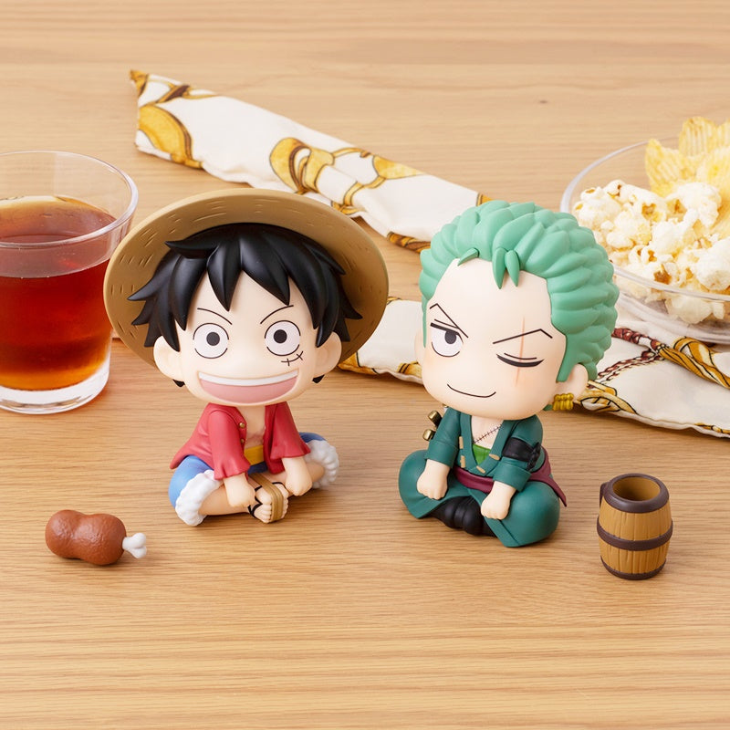 LOOKUP Luffy & Zoro SET [with gift]