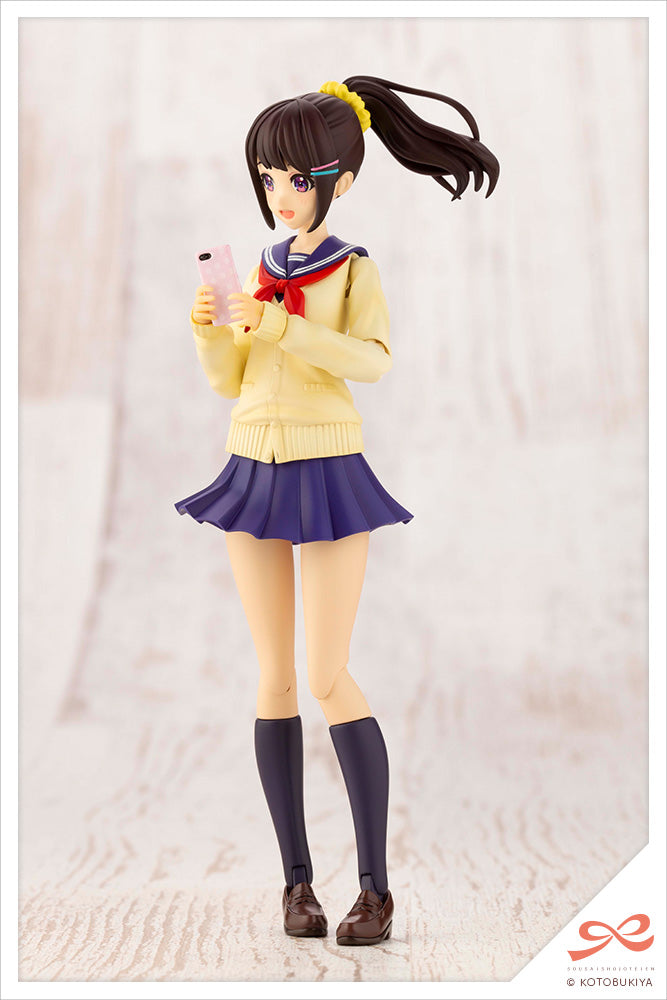 Sousai Shojo Teien Madoka Yuki Touou High School Winter Clothes