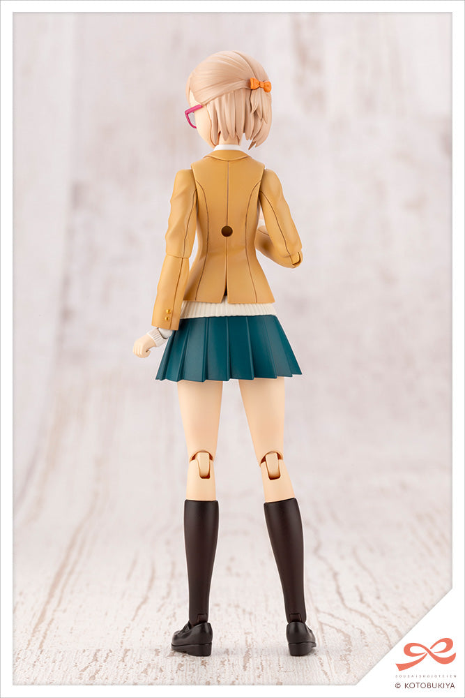 Sousai Shojo Teien Koyomi Takanashi Ryobu High School Winter Clothes Dreaming Style Classical Ivy