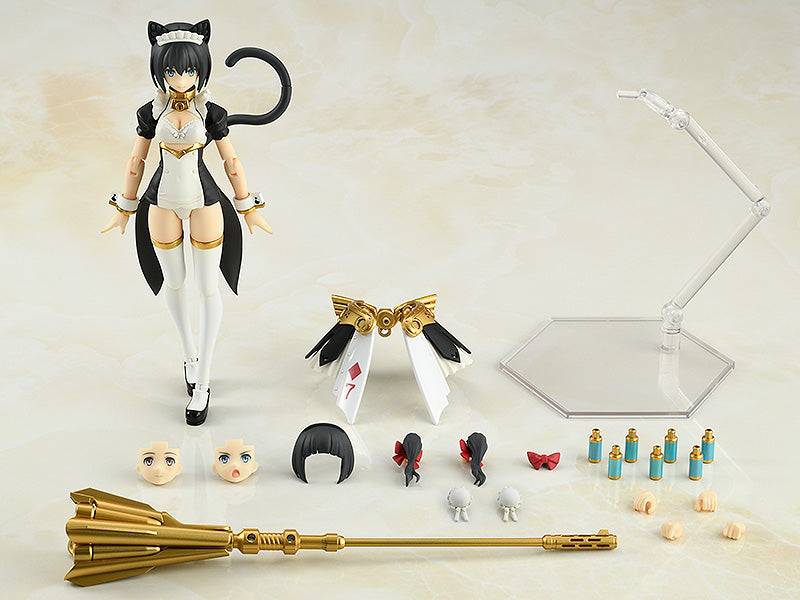 PLAMAX GP-01 Guilty Princess Maidroid Miao