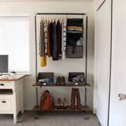 Modular Clothing Rack