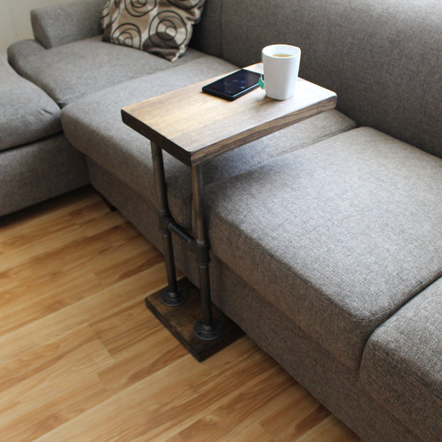 Industrial C Table   Side Table   Sofa Table