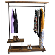 IRH Half Shelf - Industrial Clothes Rack