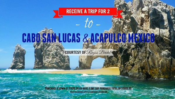 Receive a Trip to Las Vegas or Cabo!