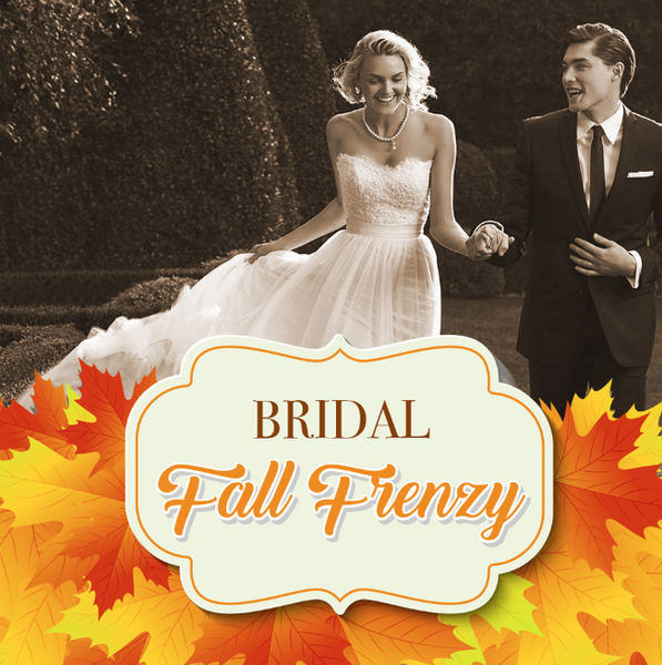 Bridal Fall Frenzy