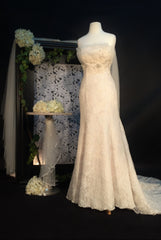 R Label Bridal Gown