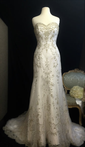 Mary's Bridal Gown