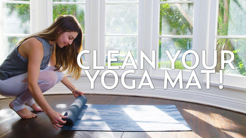 WHY YOU SHOULD BE CLEANING YOUR YOGA MAT
