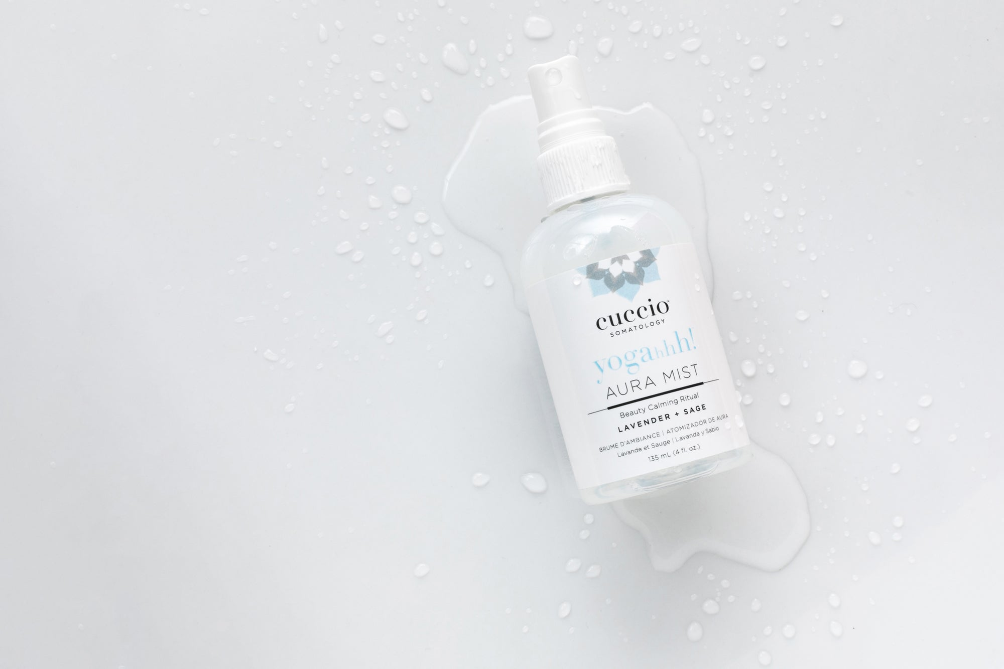 YOGAHHH! AURA MIST CALMING SPRAY (NEW!)