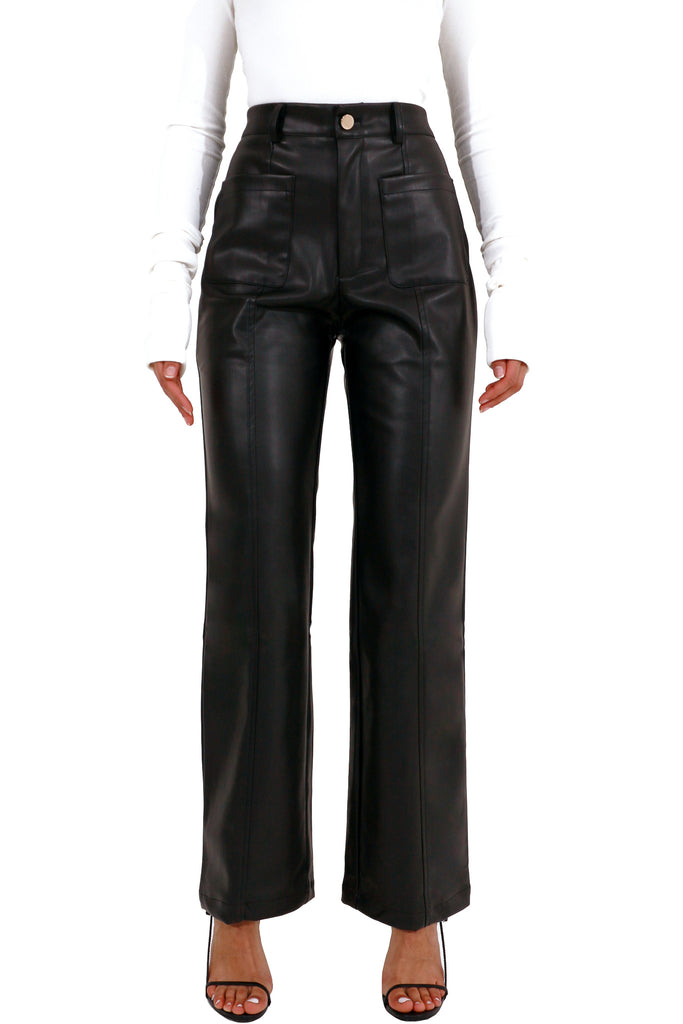 Jenessa Pants - Black