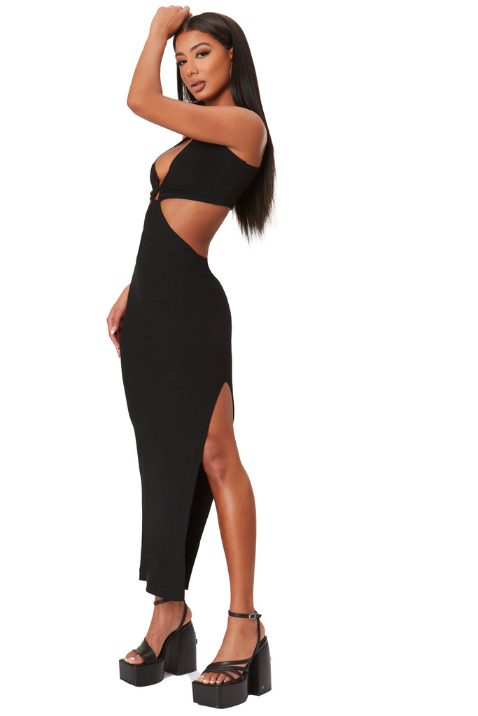Valerian Dress - Black