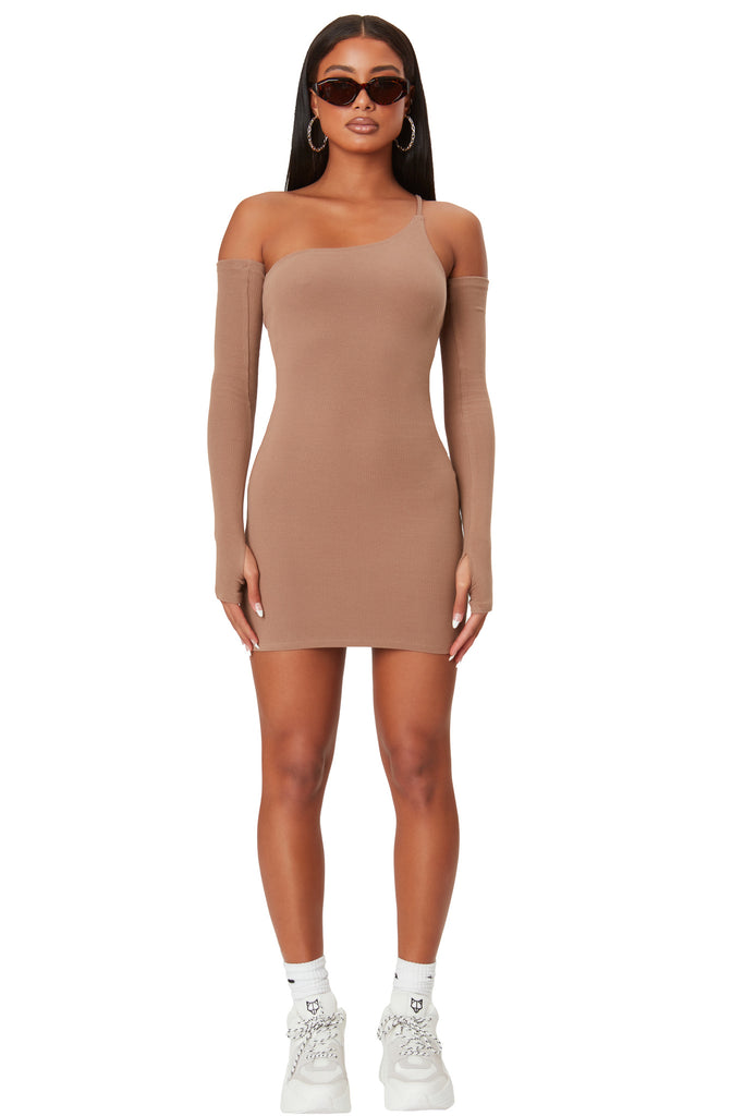 Yessa Dress - Mocha