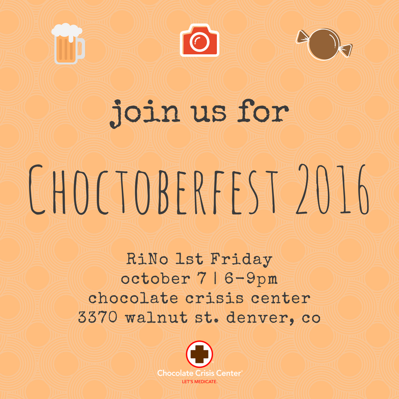 Event: Choctoberfest 2016, First Friday, 10/7/16