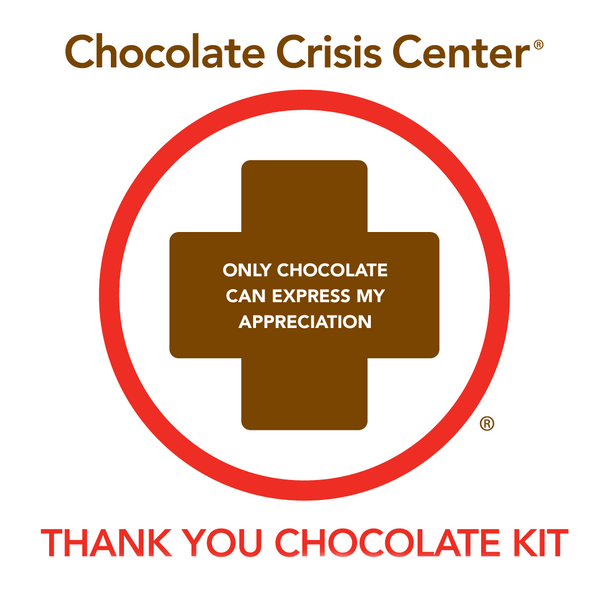 Thank You Chocolate Kit - 3 Pack