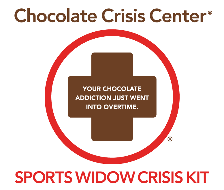 Sports Widow Crisis Kit