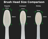 NIMBY® Toothbrush - 4 Pack