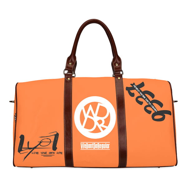 WddR Logo Travel Bag