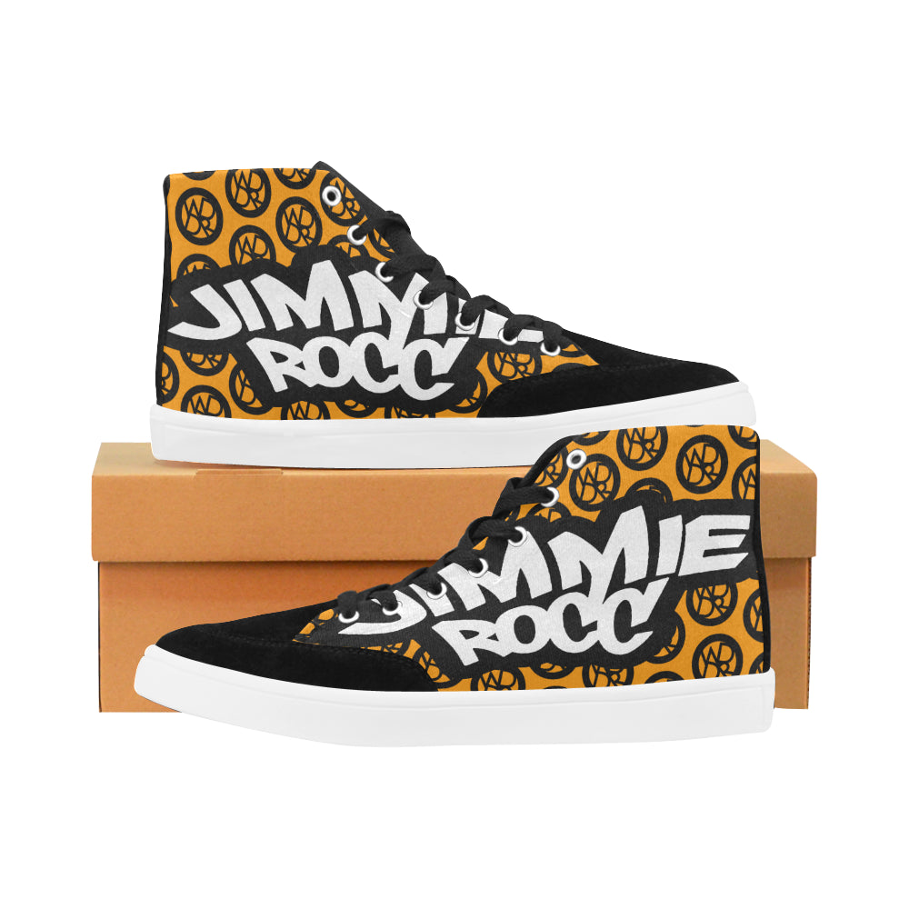 Jimmie Roccs BV1s High Top Shoes
