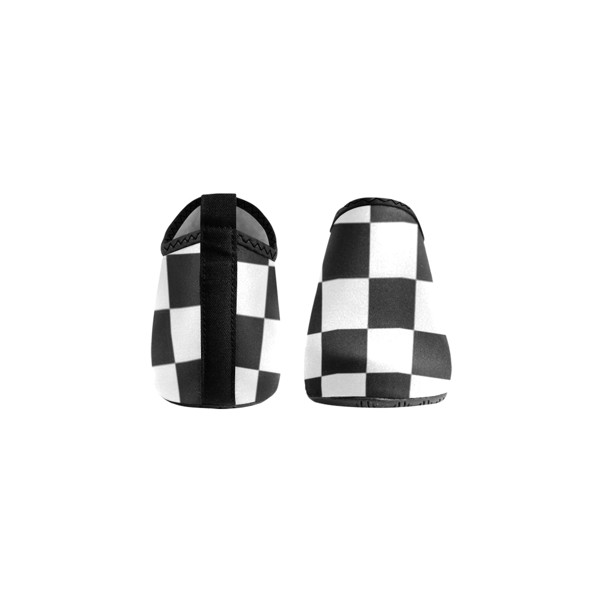 WddR Hydro1 Checkered Slip-On Shoes