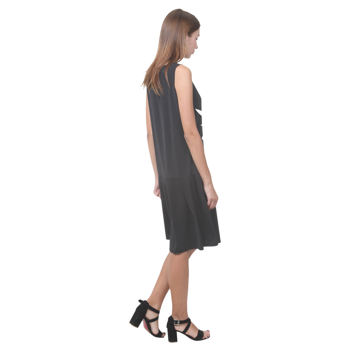 Black Stoner Dress Sleeveless