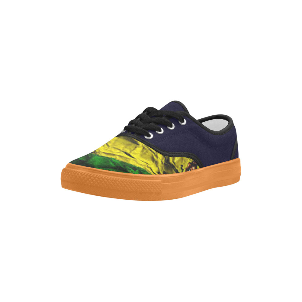 Rasta Low Top
