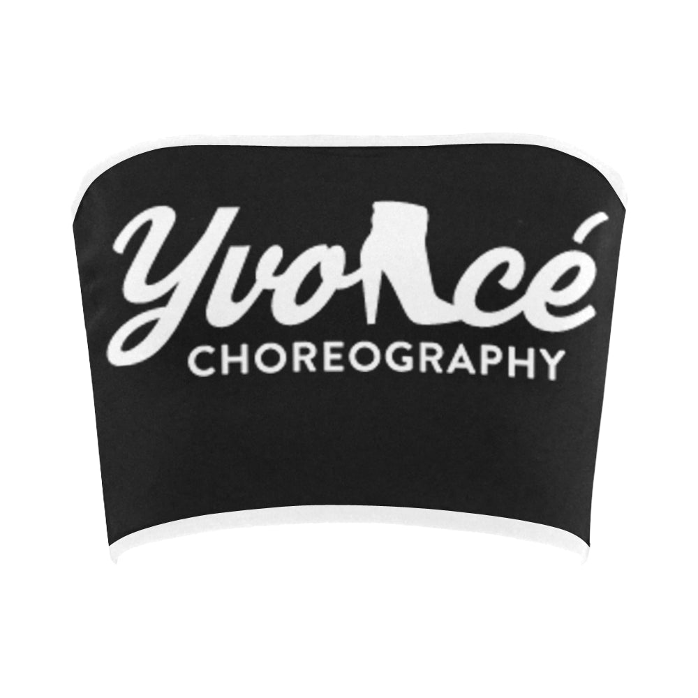 Yvonce Choreo Bandeau Top