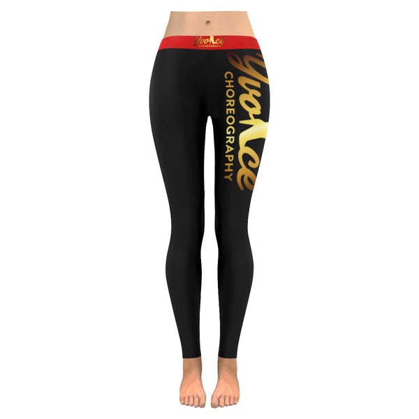 Yvonce Low Rise Leggings