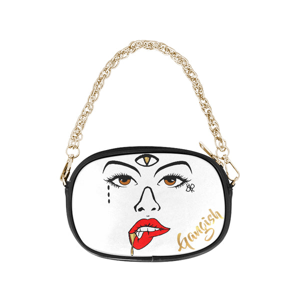 Gangish Draco Chain Purse