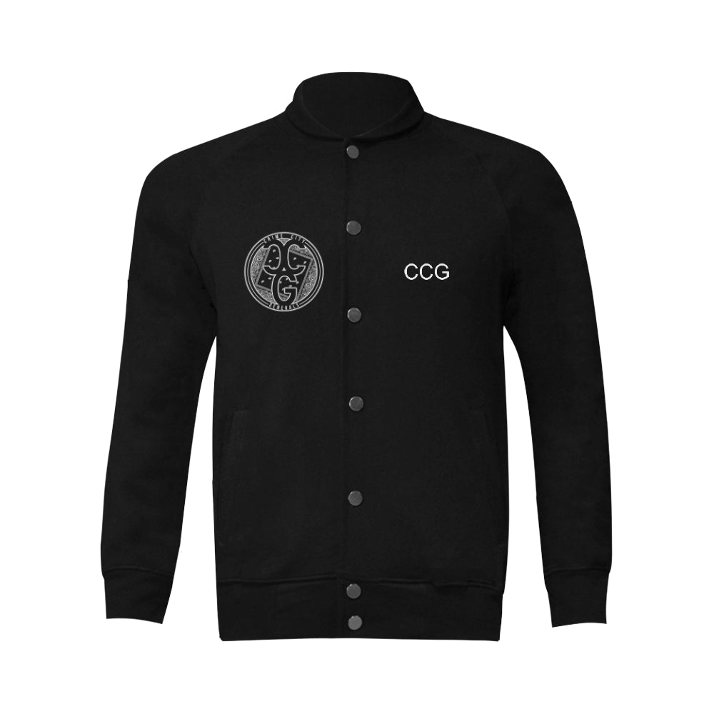 CCG Mens Baseball Jacket