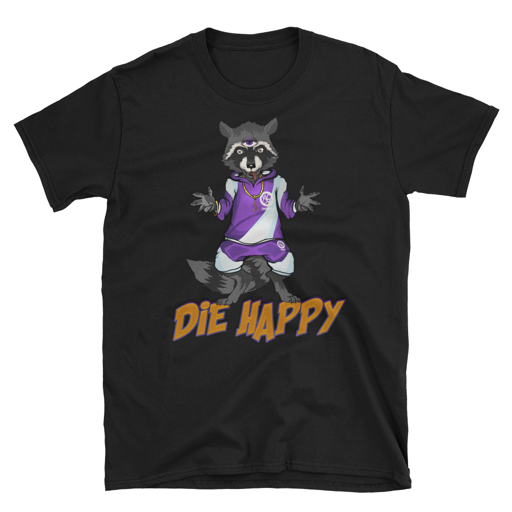 Die Happy T-Shirt