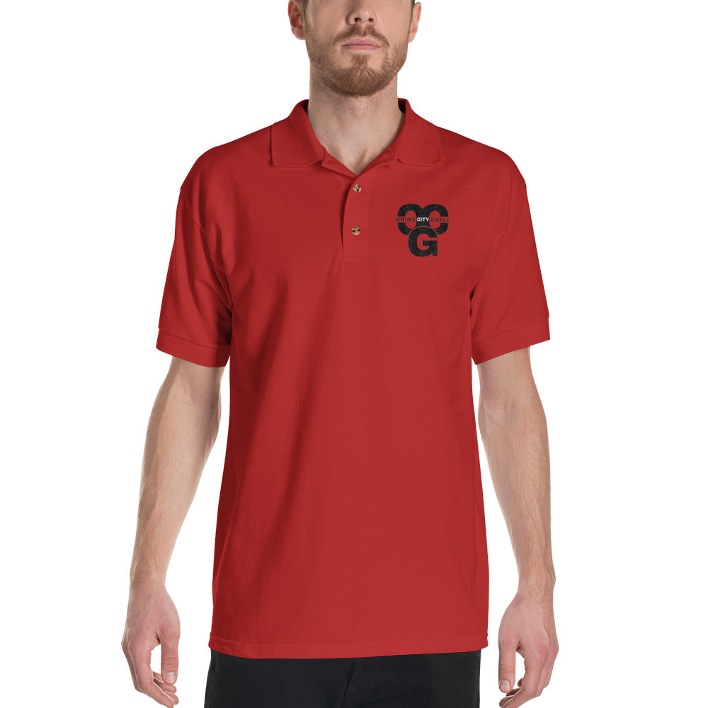 CCG Embroidered Polo Shirt