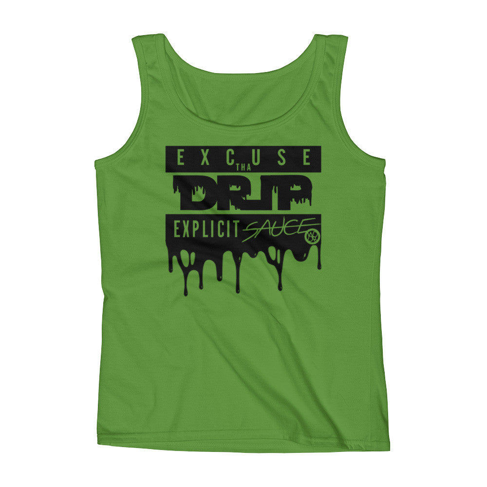 Explicit Sauce Ladies' Tank