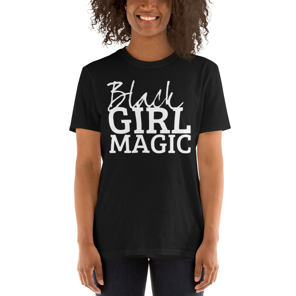 Black Girl Magic Short-Sleeve Unisex T-Shirt