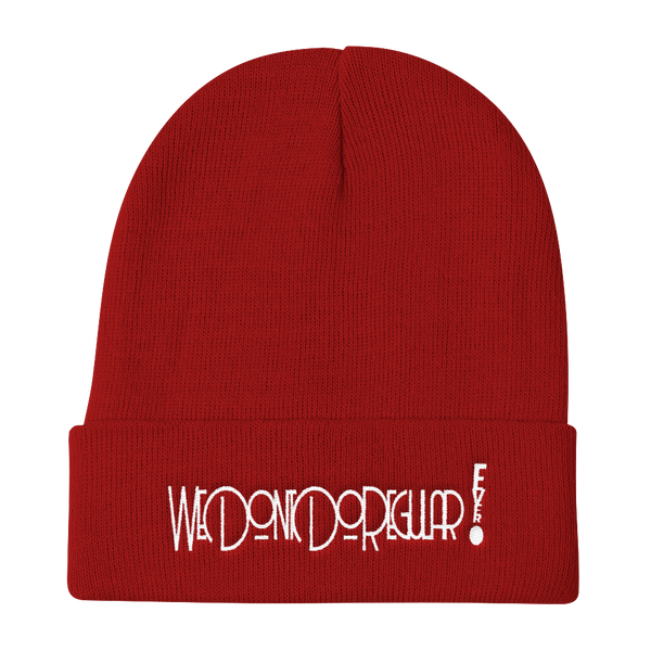WddR Ever Knit Beanie