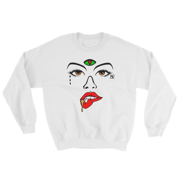 Gangish Gold Drip Sweatshirt