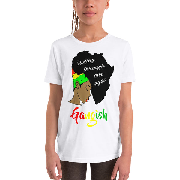 Gangish BHM Youth T-Shirt