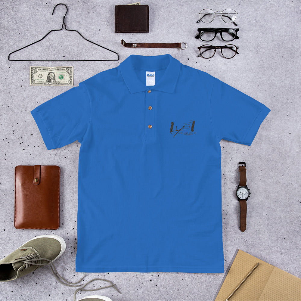 Lyol Embroidered Polo Shirt