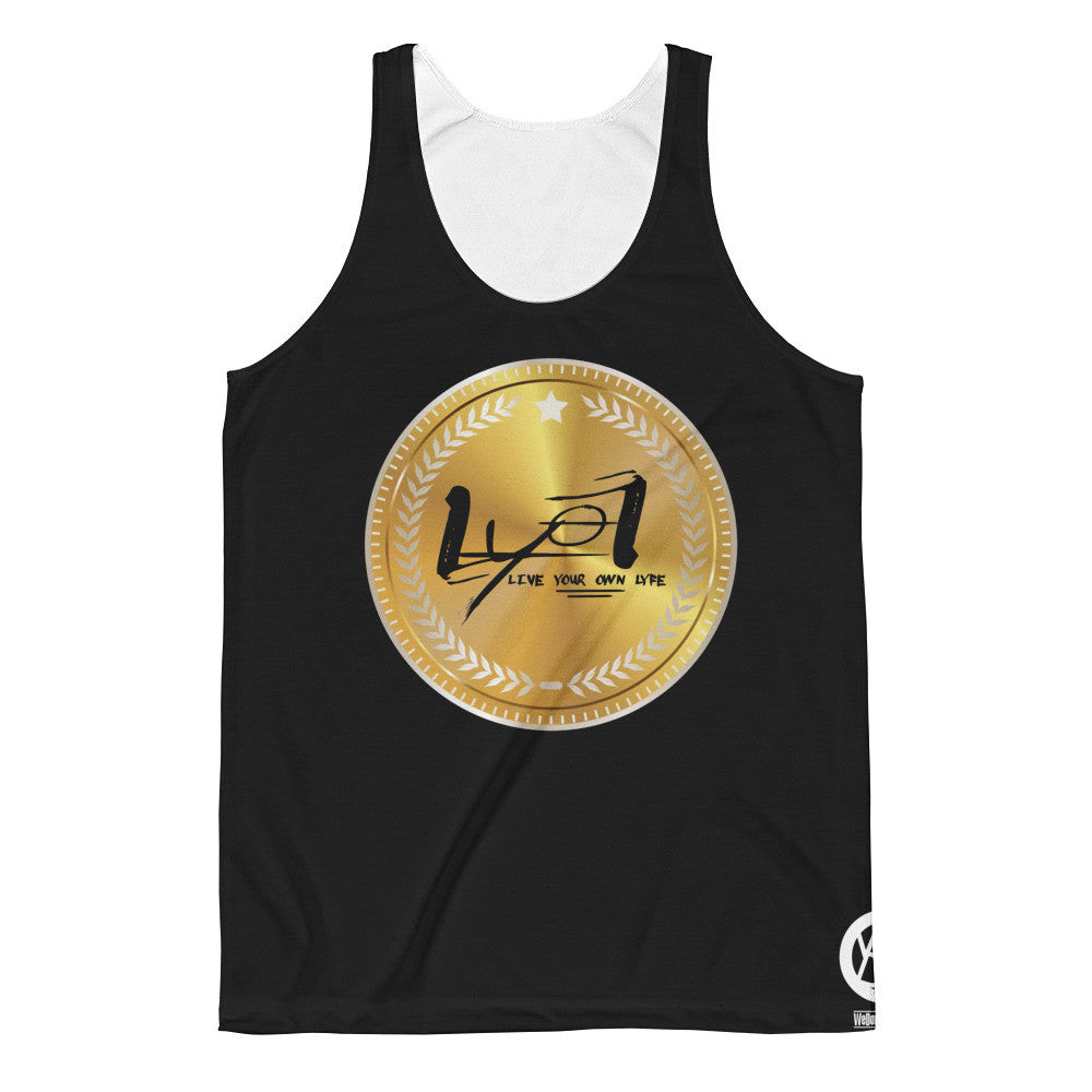 Lyol Golden Token Tank