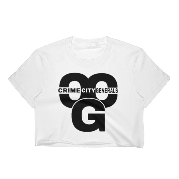 CCG Women's Crop Top