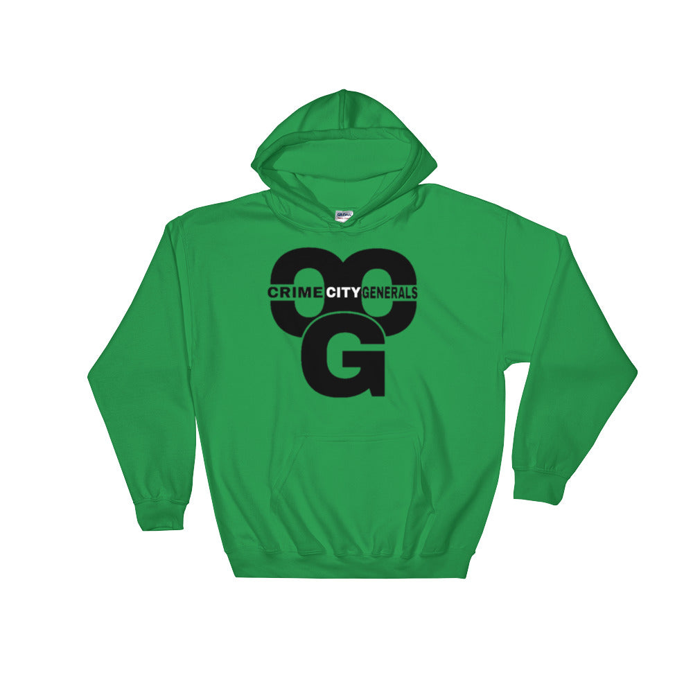 CCG Hooded Sweatshirt