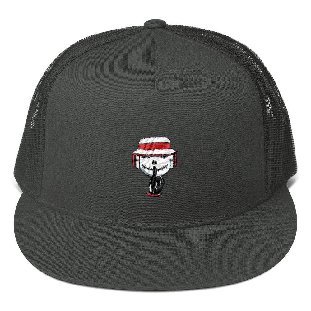 Alpha Ray Trucker Cap