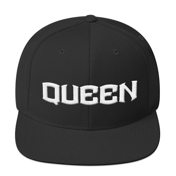 """The Queen"" Snapback Hat"