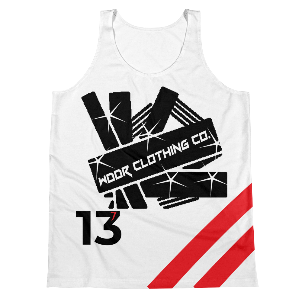 Seven 13 Vector Art Tank Top