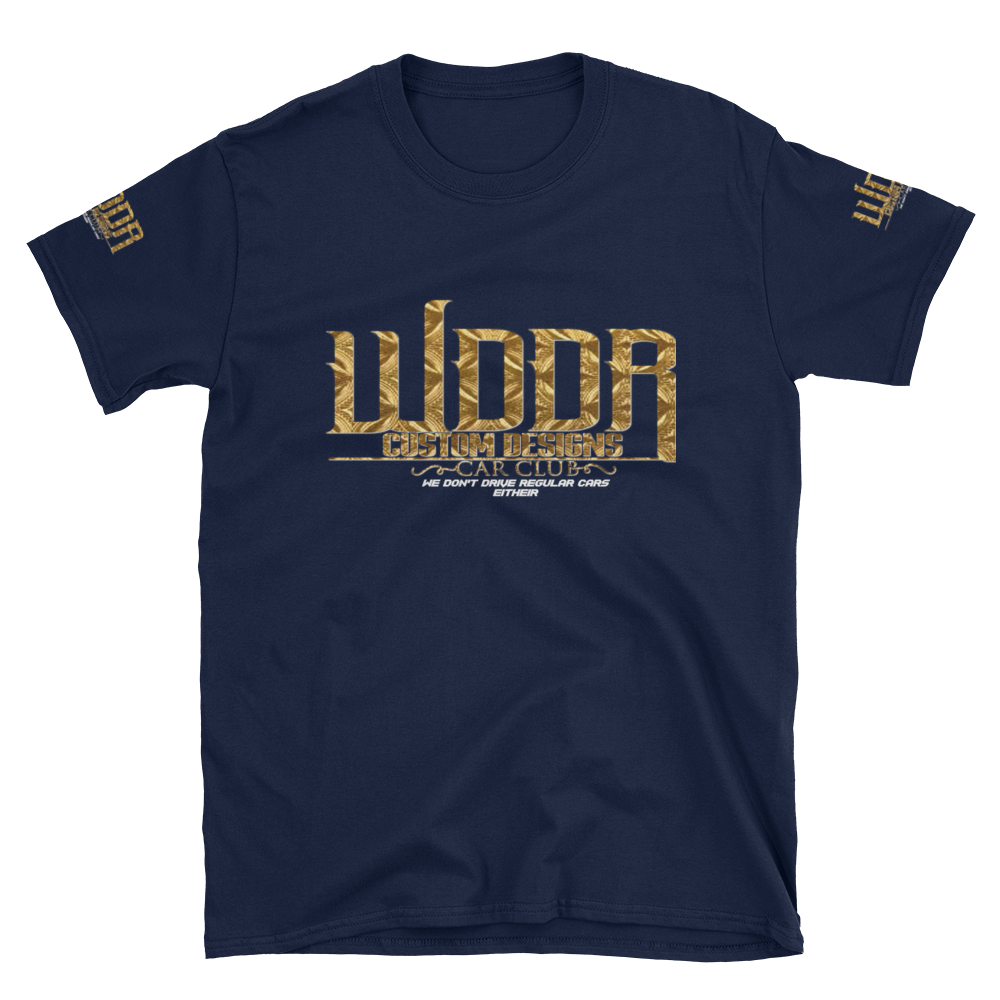 WddR Car Club T-Shirt