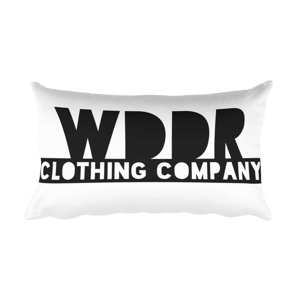 WddR C-Co Rectangular Pillow