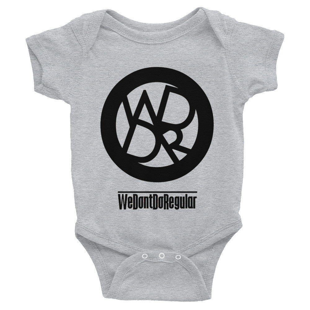 Hero Stamp Wddr Onesie