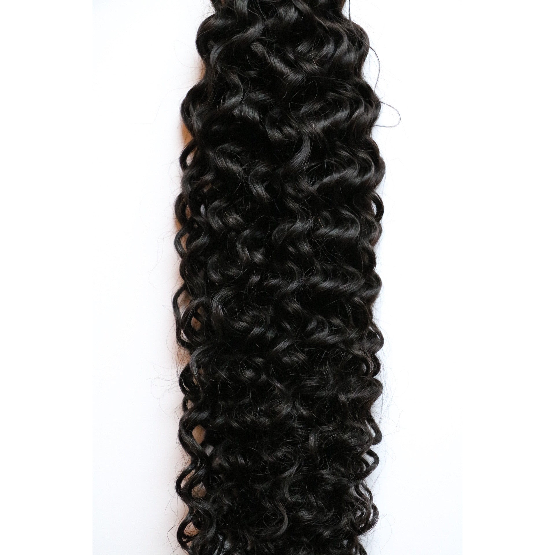 The Mermaid Collection RAW Malaysian Curly