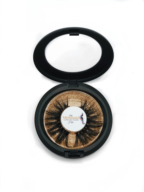 "The Mermaid Collection 3D ""KITANA"" 100% Mink Lashes"