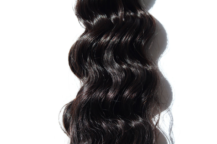 The Mermaid Collection RAW Peruvian Deep Wave