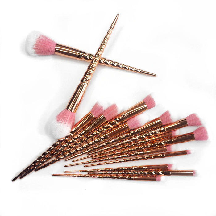 "The Mermaid Collection ""UNICORN"" Make-up Brush Set"